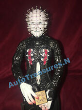 "Mezco Hellraiser Pinhead Hell Earth Cenobite Lament Cube 12"" 1/6 Action Figure+"