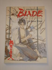 BLADE OF THE IMMORTAL DARK HORSE MANGA ON SILENT WINGS  GN