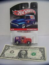 Hot Wheels HW Delivery Flames Ford Anglia Panel #14 - RR - M/M - 2010