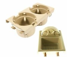 BMW OEM E46 Beige Cup Holder & Coin Holder 323 325 328 330 M3