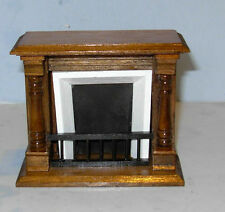 VICTORIAN FIREPLACE DOLLHOUSE FURNITURE MINIATURES