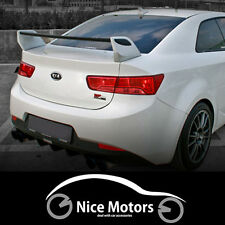 SPEC-GT Rear Trunk Wing Spoiler Unpainted (Fit: Kia Forte Koup 2009 2013)