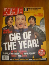 NME 2002 JAN 19 FEEDER NAS TRAVIS WHITE STRIPES