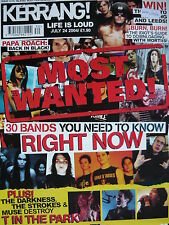 KERRANG 1015 - MY CHEMICAL ROMANCE - NIGHTWISH - MURDERDOLLS