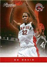 2012-13 Panini Prestige #33 Ed Davis Toronto Raptors NM Basketball Single NBA