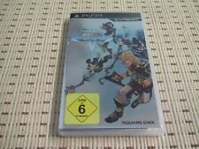 Kingdom Hearts Birth by Sleep para Sony PSP * embalaje original *
