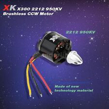 100% XK X380-009 2212 950KV Brushless CCW Motor for XK X380 RC Quadcopter A8I6