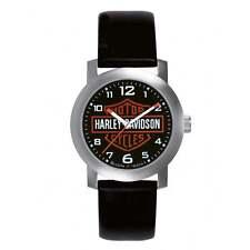 Harley Davidson 76A04 Gent's Strap Watch