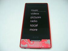 "THE mythical ""Atomic"" Zune HD!**THIS MODEL WAS NEVER RELEASED!**IT DOES EXIST!!!"
