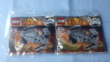 LEGO STAR WARS MINI'S TIE-ADVANCED TIE-FIGHTER SET OF 2  ( 2014 )