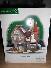 DEPT 56 DICKENS' VILLAGE BUCKLEBURY BUCKLEBERRY COTTAGE  NIB