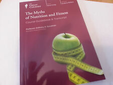 Teaching Company Course Guidebook only THE MYTHS OF NUTRITION AND FITNESS