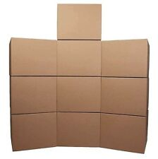 Moving Boxes - Extra Large Boxes - Qty: 10 Boxes - Free Expedited Shipping