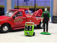 1/64 SHOP/GARAGE TOOL GREEN BATTERY CHARGER #29