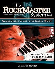 The Rockmaster System Book 1 : Relating Ongoing Chords to the Keyboard (ROCK)...
