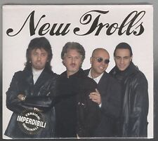 NEW TROLLS IMPERDIBILI VERSIONI ORIGINALI CD F.C. SIGILLATO!!!