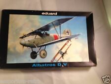 eduard 1:72 7018 ww1 albatros d.v vintage model aircraft kit