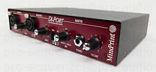 MindPrint DI-PORT Mic Preamp Class-A High-End AD/DA Converter Recnung & Garantie
