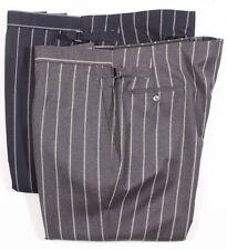 Fatto a mano su misura Edgar POMEROY calo di peso Tuta Pantaloni