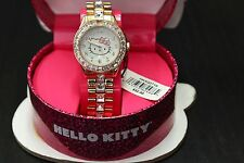 Sanrio Hello Kitty HKAQ2719 wristwatch Girl's Rare hard to find model in box
