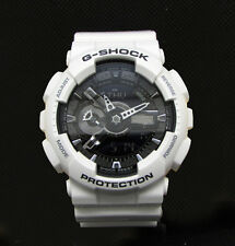 New Casio Men's G-Shock GA110GB-1A Resin Quartz Watch white