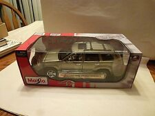 MAISTO SPECIAL EDITION-2005 JEEP GRAND CHEROKEE-1:18 MINT IN BOX