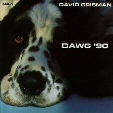 Dawg '90 by David Grisman (CD, Jul-1991, Acoustic Disc)  New Unsealed