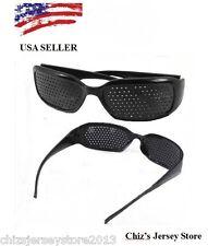 PIN- How Do I Improve My Eyesight Naturally GLASSES - HOLE.  USA