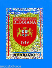 CALCIATORI PANINI 1998-99 Figurina-Sticker n.556 -REGGIANA SCUDETTO/NO PUNTO-New