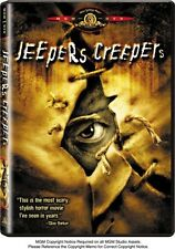 Jeepers Creepers (2002, DVD NEW) CLR/CC/5.1/Mult DUB-SUB