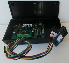 Amateur Radio ID-O-Matic IV 4 CW Repeater Controller Motorola GM CDM Fan
