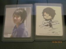 Super Junior Yesung Memory cards