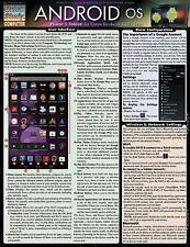 Android Os-Phone and Tablet by Inc. BarCharts (2012, Book, Other)