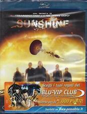 Blu-ray Disc **SUNSHINE** con C. Murphy C. Evans M. Yeoh C. Curtis nuovo 2007