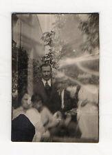 PHOTO Incidence lumineuse Altérée Ratée Erreur photographique Rayon Lumière 1930