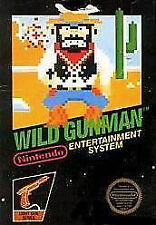 Wild Gunman Nintendo NES Game Only Free Shipping+Tracking