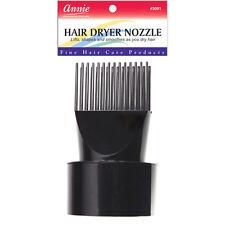 Annie Blow Dryer Nozzle Professional Hair Salon for hair dryers #3001