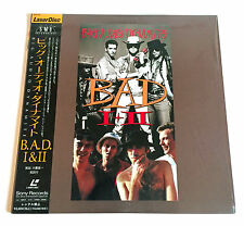 BIG AUDIO DYNAMITE B.A.D. I & II JAPAN LD Laserdisc SRLM-819 Mick Jones Clash