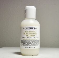 New Kiehl's Nourishing Olive Fruit Oil Shampoo, 2.5floz/75ml