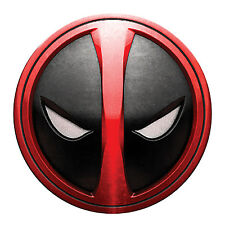 "Dead Pool Vinyl Decal Sticker Comic Superhero 3.5"" circle"