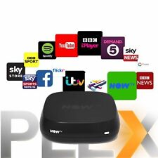 New Now TV Black Box with PLEX 3.1.6 installed NowTV 2 BBC ITV CH4 YouTube6