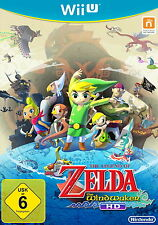 The Legend of Zelda -The Wind Waker-  HD - Nintendo Wii U - Spiel - 2013 DVD-Box