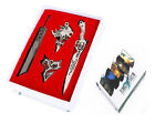 Anime Final Fantasy Sword Cosplay Metal Toy Necklace Pendant Keychain New A#