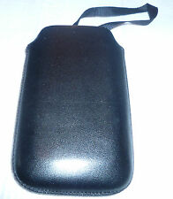 APPLE IPHONE 3g/s Hard  LEATHER POUCH/CASE (1st class p+p)