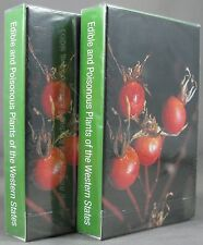 Edible Plants Cards 2 Decks Wilderness Survival Guide Military Gear Backpack