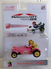 MARIO KART DS Pull Back Action PEACH ROYALE 19303