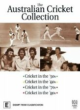 The Australian Cricket Collection (DVD, 2006) - BRAND NEW