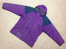 VINTAGE BERGHAUS ZERMATT GORE-TEX HIKING TRAIL MOUNTAIN PARKA JACKET SIZE LARGE