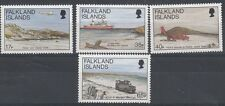 Falkland Islands  1994 Spiagge 636-39 MNH