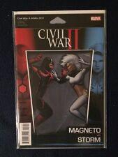 Civil War II X-Men # 1 Action Figure Variant Marvel Comics NM 2016